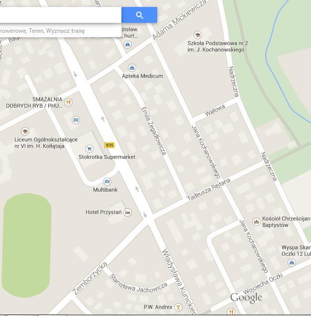 Mapa SP 2